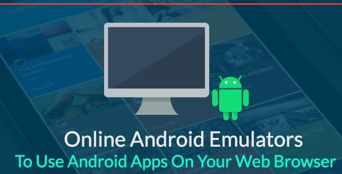 android emulator online