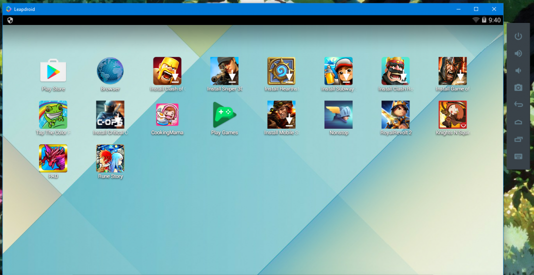 latest android emulator online for windows laptop apps 2018